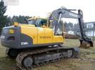Thumbnail Volvo EC160C L, EC160C NL (EC160CL EC160CNL) Excavator Service Parts Catalogue Manual INSTANT DOWNLOAD  SN: 120001 and up, 140001 and up