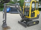 Thumbnail Volvo EC15 XT EC15XT, EC15 XTV EC15XTV Compact Excavator Service Parts Catalogue Manual INSTANT DOWNLOAD  SN: 10151 and up