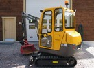 Thumbnail Volvo EC20B XT EC20BXT Compact Excavator Service Parts Catalogue Manual INSTANT DOWNLOAD  SN: 60151 - 80000