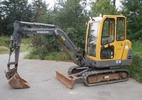 Thumbnail Volvo EC30 Compact Excavator Service Parts Catalogue Manual INSTANT DOWNLOAD  SN: 10151 and up