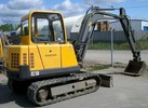 Thumbnail Volvo EC50 Compact Excavator Service Parts Catalogue Manual INSTANT DOWNLOAD  SN: 10151 and up