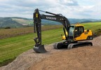 Thumbnail Volvo EC180D L EC180DL Excavator Service Parts Catalogue Manual INSTANT DOWNLOAD  SN: 220001 and up