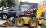 Thumbnail Volvo MC70B Skid Steer Loader Service Parts Catalogue Manual INSTANT DOWNLOAD  SN: 71000 and up