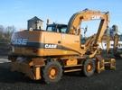 Thumbnail CASE WX210 WX240 Wheel Excavator Service Repair Manual INSTANT DOWNLOAD