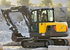 Thumbnail Volvo EC60C Compact Excavator Service Parts Catalogue Manual INSTANT DOWNLOAD  SN: 110001 and up