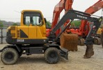 Thumbnail Volvo EW55B Compact Excavator Service Parts Catalogue Manual INSTANT DOWNLOAD  SN: 30001 and up