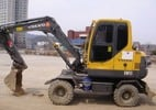 Thumbnail Volvo EW55 Compact Excavator Service Parts Catalogue Manual INSTANT DOWNLOAD  SN: 5001 and up