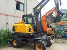 Thumbnail Volvo EW60C Compact Excavator Service Parts Catalogue Manual INSTANT DOWNLOAD  SN: 110001 and up