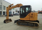 Thumbnail CASE CX75SR CX75SR-LR CX80 CX135SR Tier 3 Crawler Excavator Operator Manual INSTANT DOWNLOAD