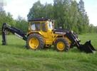 Thumbnail Volvo BM 616B, BM 646 Wheel Loader Service Parts Catalogue Manual Download