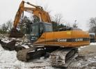 Thumbnail CASE CX240 Crawler Excavator Service Parts Catalogue Manual INSTANT DOWNLOAD