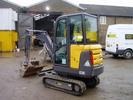 Thumbnail Volvo EC20C Compact Excavator Service Repair Manual INSTANT DOWNLOAD