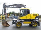 Thumbnail Volvo EW160C Wheeled Excavator Service Repair Manual INSTANT DOWNLOAD