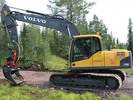 Thumbnail Volvo EC160C L EC160CL Excavator Service Repair Manual INSTANT DOWNLOAD