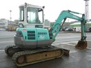 Thumbnail Kobelco SK45SR Mini Excavator Parts Manual INSTANT DOWNLOAD (SN: PY-06001 and up)