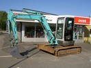 Thumbnail Kobelco SK45SR-2 Mini Excavator Parts Manual INSTANT DOWNLOAD (SN: PJ02-00101 and up)