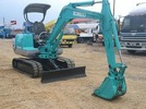 Thumbnail Kobelco SK030-2 Mini Excavator Parts Manual INSTANT DOWNLOAD (SN: PW04401 to 05788)