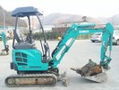 Thumbnail Kobelco SK16 SK17 Mini Excavator Parts Manual INSTANT DOWNLOAD (SN: PF03-03001 and up)