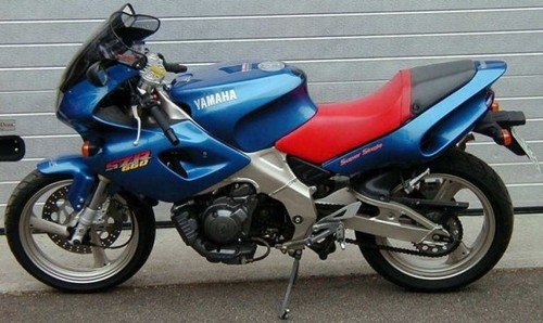 Pay for 1995 Yamaha SZR660 Service Repair Factory Manual INSTANT DOWNLOAD