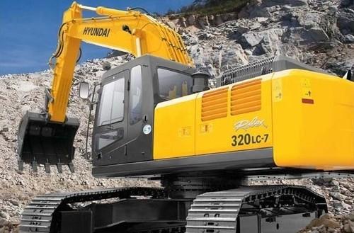Free Hyundai R320LC-7A Crawler Excavator Service Repair Factory Manual INSTANT DOWNLOAD  Download thumbnail