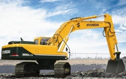 Hyundai R380lc