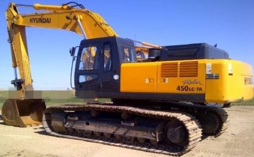 Pay for Hyundai R450LC-7A, R500LC-7A Crawler Excavator Service Repair Factory Manual INSTANT DOWNLOAD