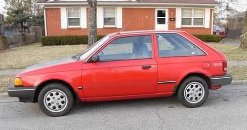 1988 Mazda 323 Service Repair Factory Manual Instant border=