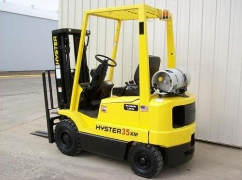 hyster d001 h25xm h30xm h35xm h40xms forklift service repair fact rh tradebit com Hyster J40xt Parts Manual PDF Hyster Forklift Steering Column Wiring Diagram