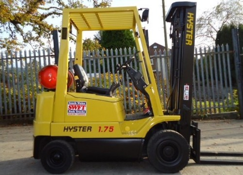 Free Hyster D001 (H1.50XM H1.75XM H2.00XMS Europe) Forklift Service Repair Factory Manual INSTANT DOWNLOAD  Download thumbnail
