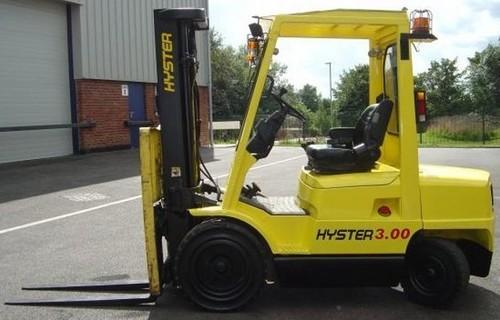 Pay for Hyster A177 (H2.00XL H2.50XL H3.00XL Europe) Forklift Service Repair Factory Manual INSTANT DOWNLOAD