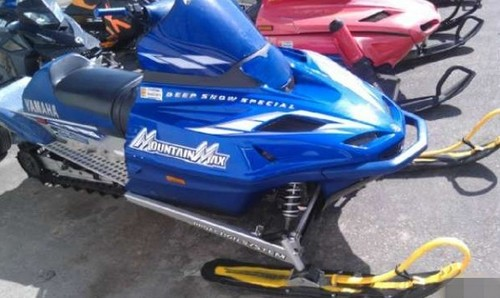Pay For 2002 Yamaha Mountain Max 600 Snowmobile Service Repair Factory Manual Instant
