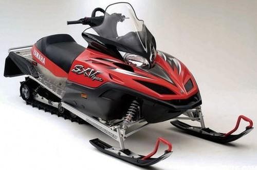 Yamaha  Triple Snowmobile For Sale