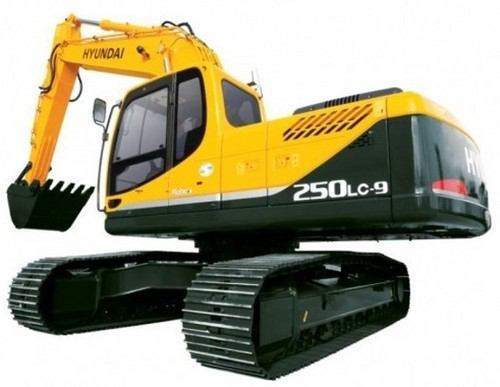 Pay for Hyundai R250LC-9 Crawler Excavator Service Repair Factory Manual INSTANT DOWNLOAD