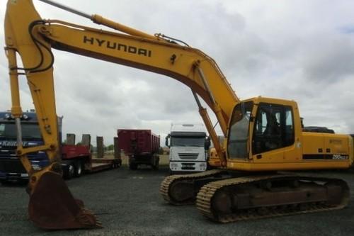 Hyundai R290lc