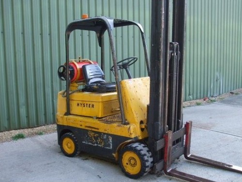 Free Hyster C002 (S30-50C [Europe]) Forklift Service Repair Factory Manual INSTANT DOWNLOAD  Download thumbnail