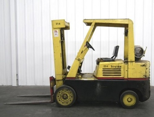 Hyster S80e Parts manual on