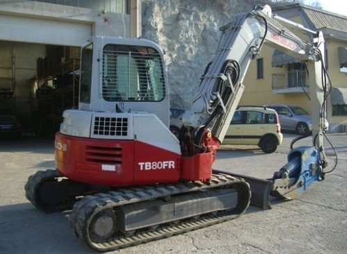 Free Takeuchi TB80FR Compact Excavator Service Repair Factory Manual INSTANT DOWNLOAD (SN: 17820001 and up) Download thumbnail