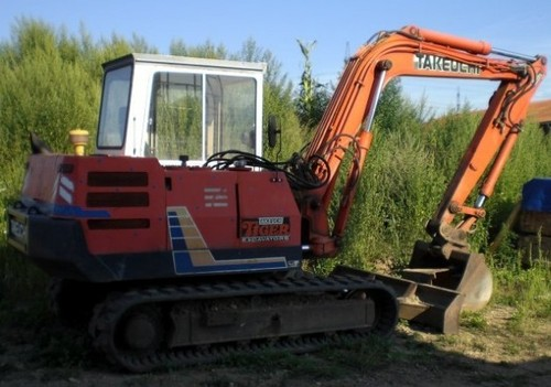 takeuchi tb68 compact excavator parts manual instant. Black Bedroom Furniture Sets. Home Design Ideas