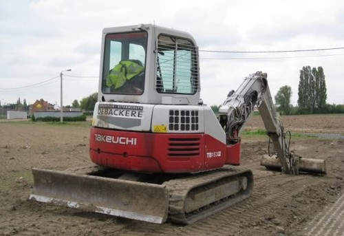 Free Takeuchi TB153FR Compact Excavator Parts Manual INSTANT DOWNLOAD (SN: 15830001 and up) Download thumbnail