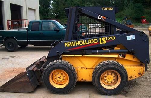 new holland ls170 operators manual