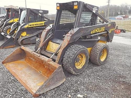 216800183_NewHollandLS180 new holland ls180 b skid steer loader service parts catalogue manua