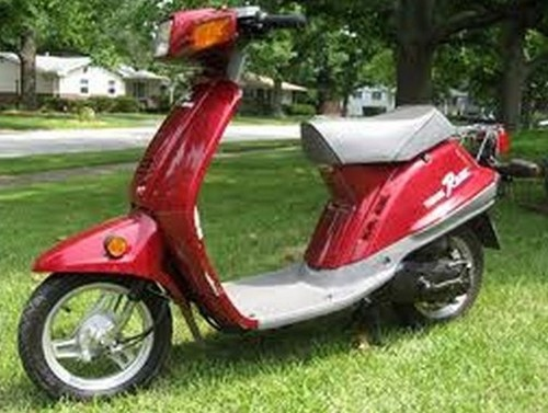 1987 2000 yamaha sh50 scooter service repair factory for Yamaha razz scooter parts