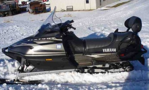 Yamaha Vmax Snowmobile Specs