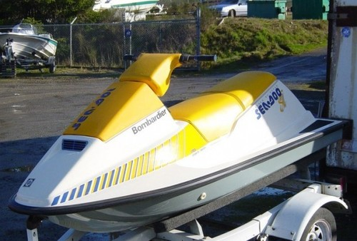 Pay For 1990 Sea Doo SeaDoo Personal Watercraft Service Repair Factory Manual INSTANT DOWNLOAD