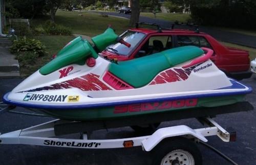 Free 1994 Sea-Doo SeaDoo Personal Watercraft Service Repair Factory Manual INSTANT DOWNLOAD  Download thumbnail