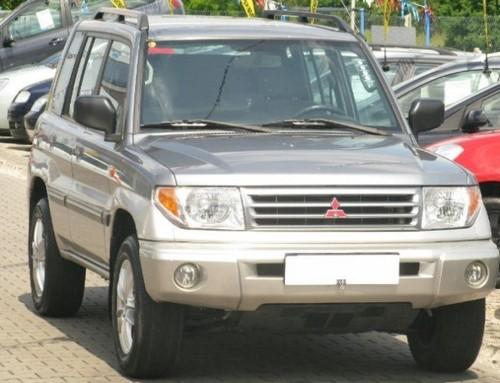 Pay for 2000-2003 Mitsubishi Pajero Pinin Service Repair Factory Manual INSTANT DOWNLOAD (2000 2001 2002 2003)