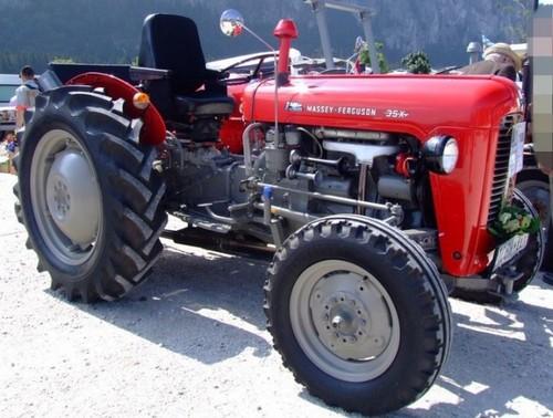 Free Massey Ferguson FE35 Tractor Service Repair Factory Manual INSTANT DOWNLOAD  Download thumbnail