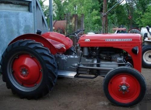Free Massey Ferguson TE-D20 TE-A20 Tractor Service Repair Factory Manual INSTANT DOWNLOAD  Download thumbnail