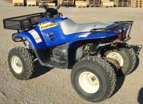 2003 Polaris Trailboss 330 ATV Service Repair Factory Manual INSTANT ...