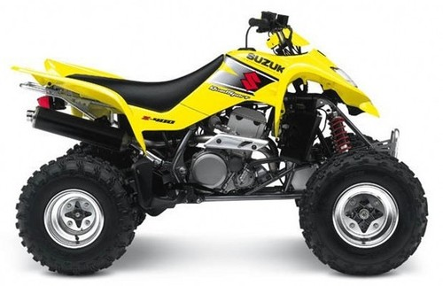 Suzuki Quadsport Repair Manual